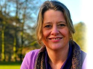 haptotherapeut Lisette Roobol